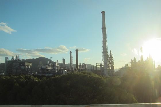 39_徳山の工場地帯