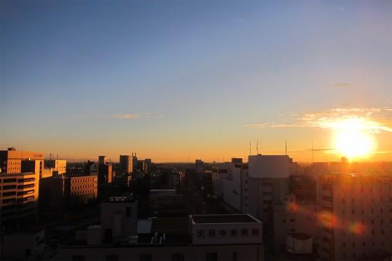 01_大垣市の朝