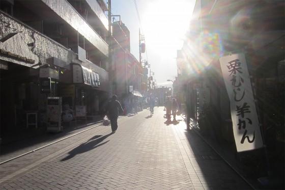 07_武蔵小杉の道を行く