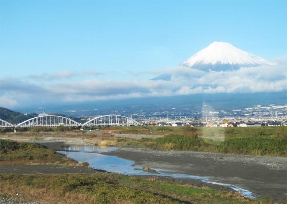 13_晴れた!富士山、アッパレ☆