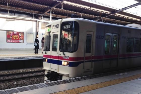 01_一駅だけ京王線