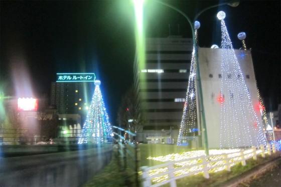 45_徳山駅前のイルミネーション