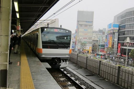 11_中央線で東京へ