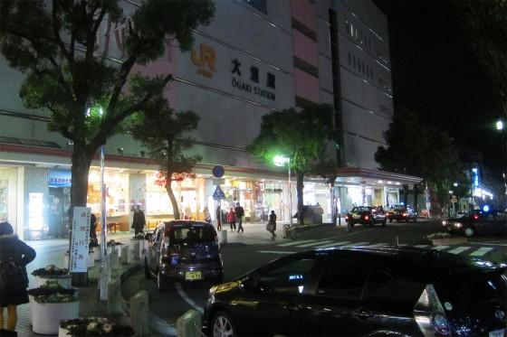 14_岐阜県は大垣駅に到着