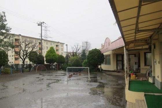11_あいにくの雨