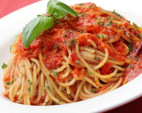 武蔵小杉イタリア家庭料理「アズーロ」パスタ写真