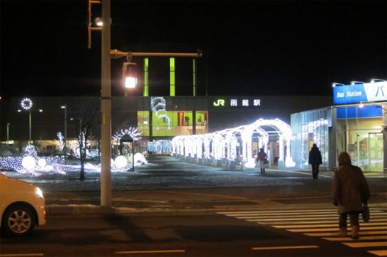 15_函館の夜は更けていきます