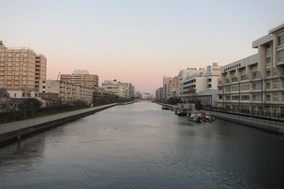 24_東陽町まで散歩