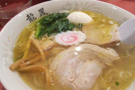 14_龍鳳の函館塩ラーメン