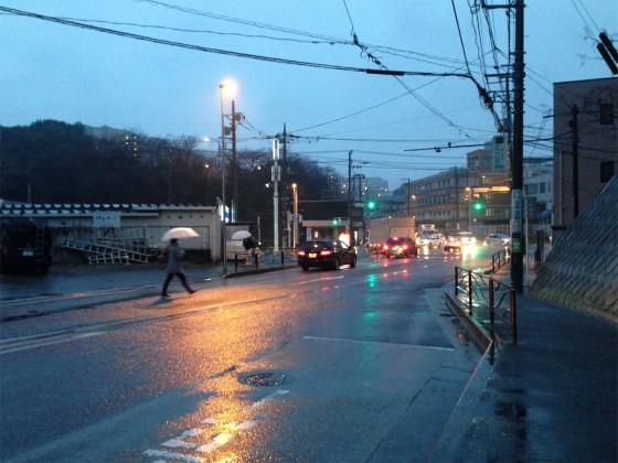 01_朝は雨ですが
