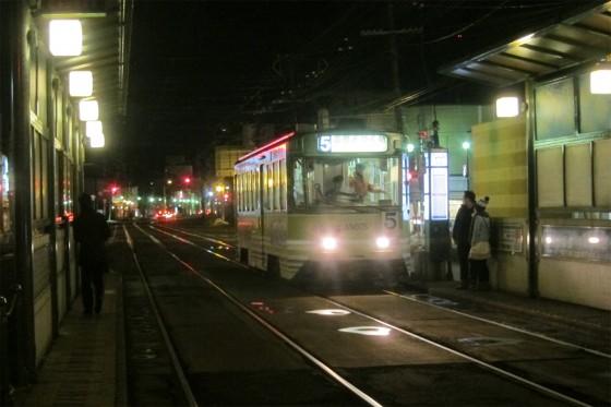 4_函館の路面電車