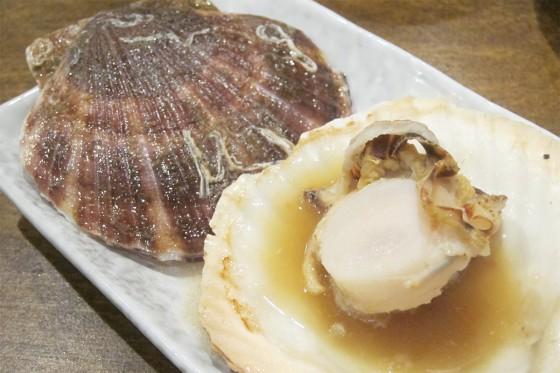 08_ホタテのバター焼き