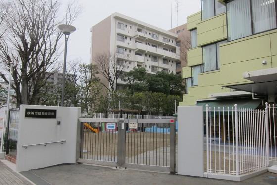 03_横浜市鶴見保育園に到着