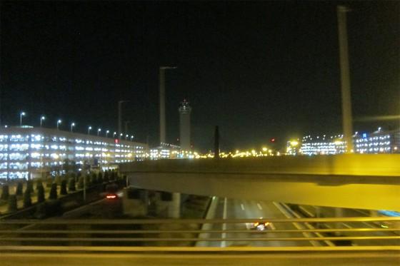25_羽田空港の夜景