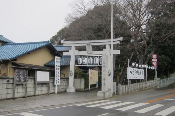 17_検見川神社