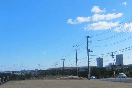 08_製鉄所と風力発電所