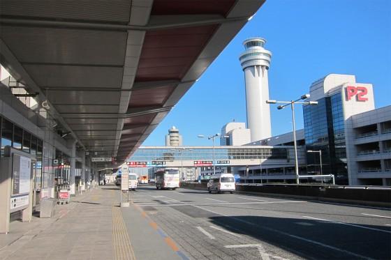 05_羽田空港に到着