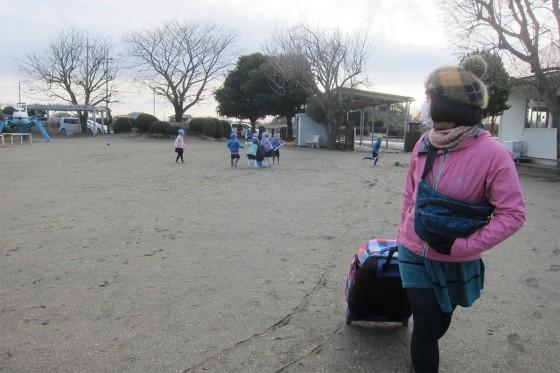10_成蹊幼稚園に到着!