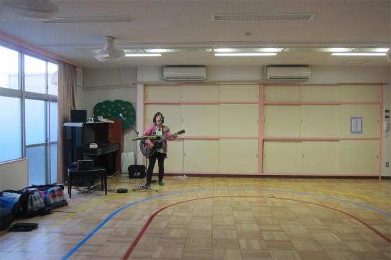 06_サヤカによるギターリハーサル