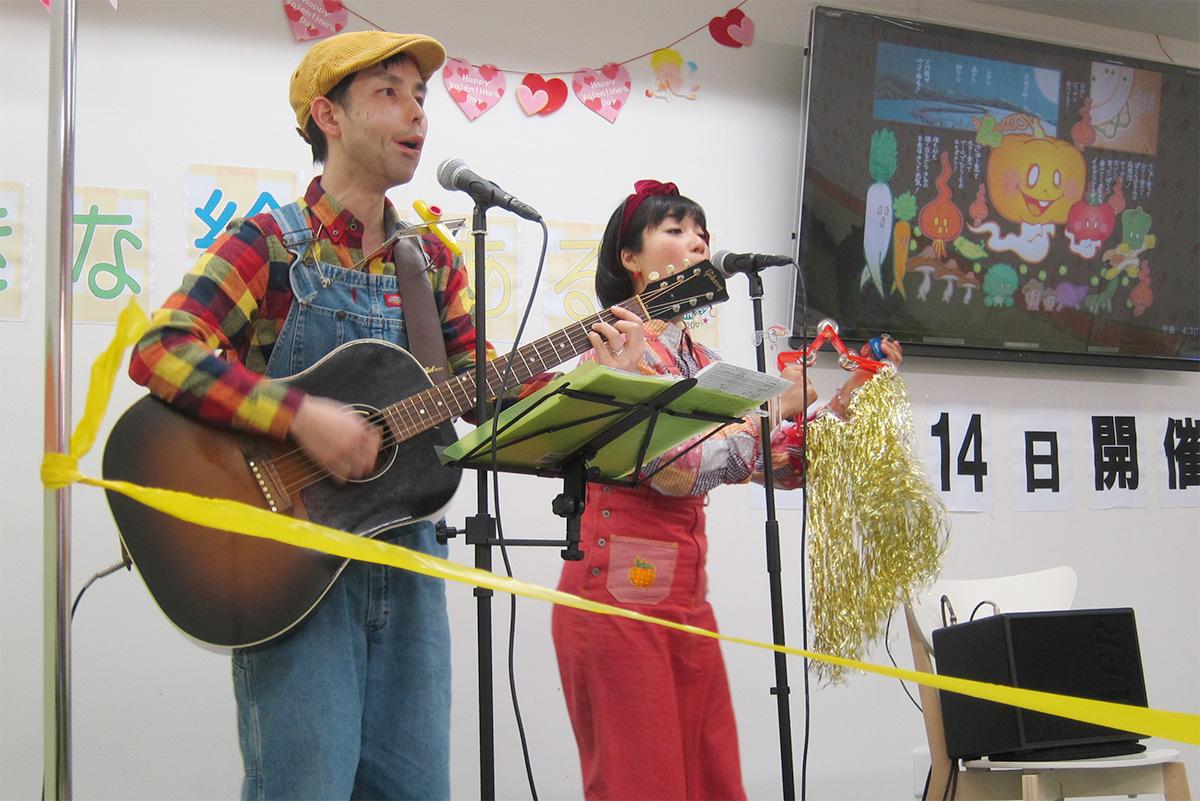 バレンタイン♥インストアライブ@茨城県鹿嶋市・サンポートかしま~高速バス乗り継ぎツアー