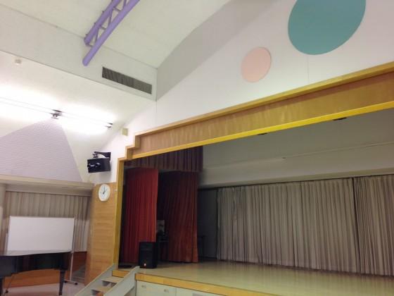 08_素敵なホールです