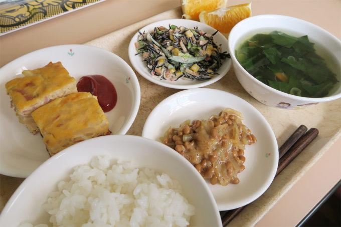 52_給食に納豆!