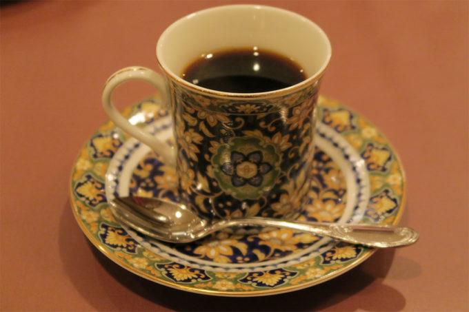 23_食後のコーヒー