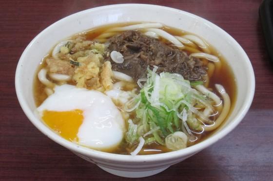 01_板橋駅でうどんが朝食