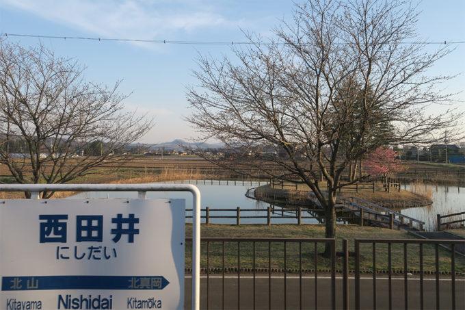 39_西井大駅の池