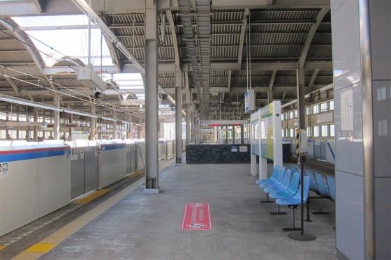 01_高島平駅に到着