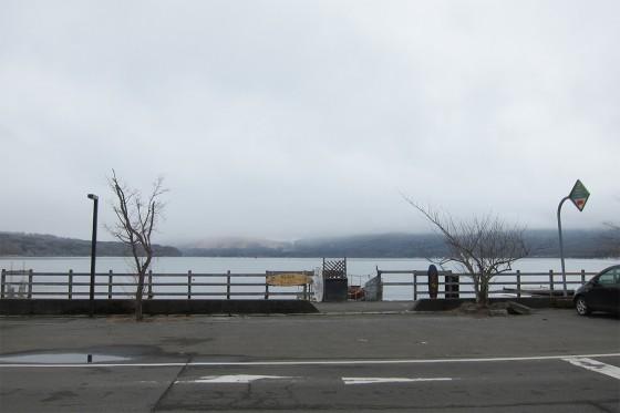 03_すぐ山中湖へ