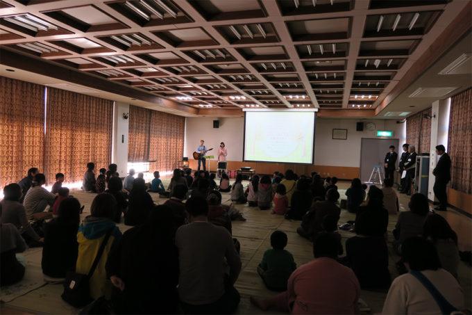 30_茂木町学童保育入所式ケチャマヨのコンサート01