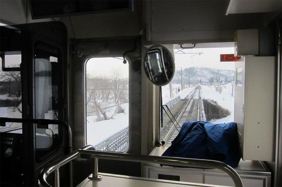 33_電車で北へ