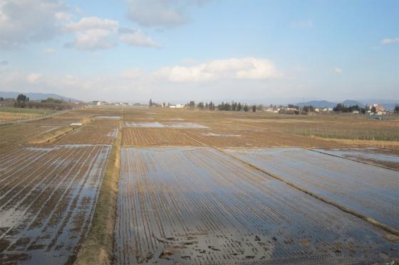 61_福島県に抜けると水田が