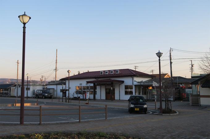08_岩村田駅に歩いてきました
