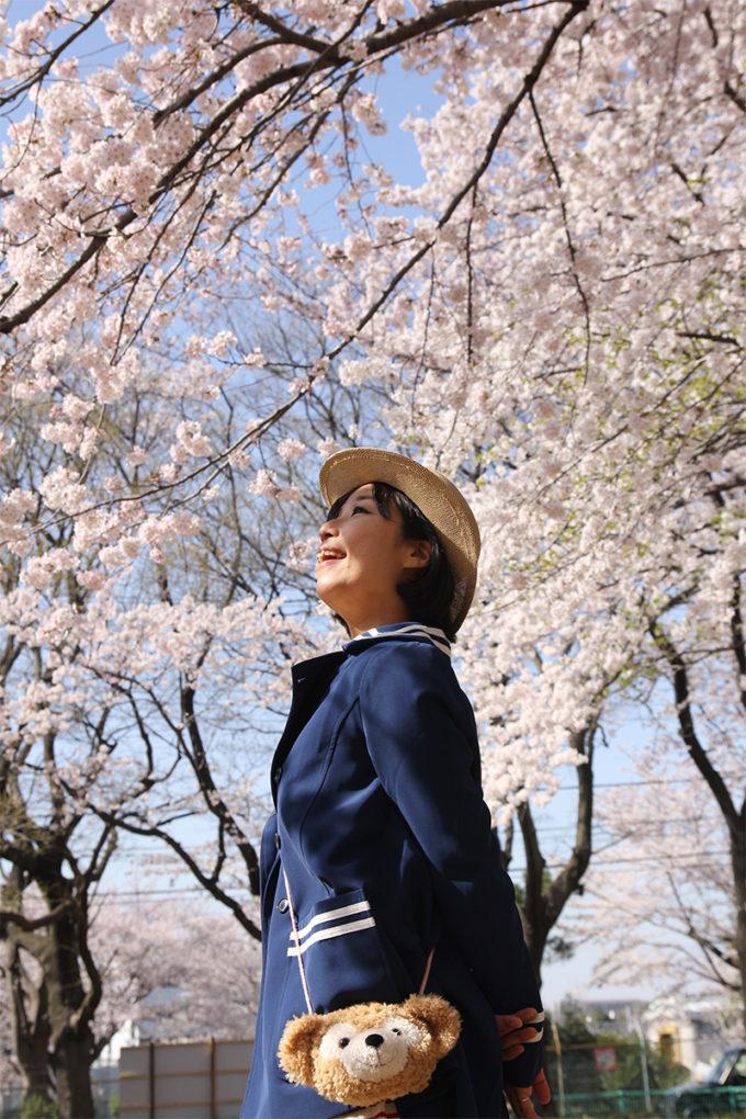 鷺沼お花見ピクニック20150331-26