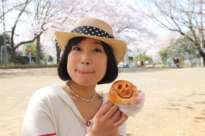 鷺沼お花見ピクニック20150331-18