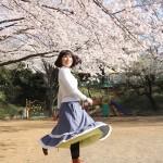 鷺沼お花見ピクニック2015-23