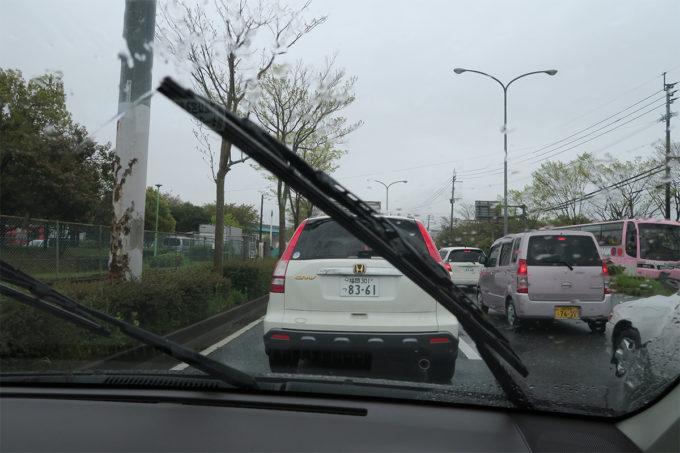 13_雨の福岡を出発