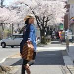 鷺沼お花見ピクニック20150331-07