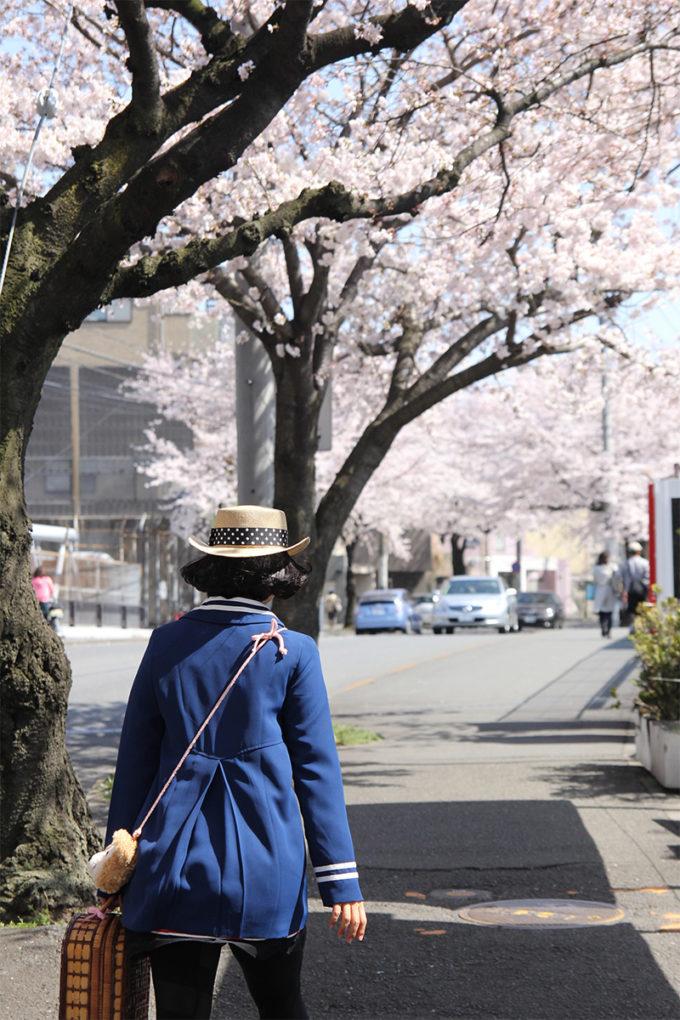 鷺沼お花見ピクニック20150331-11