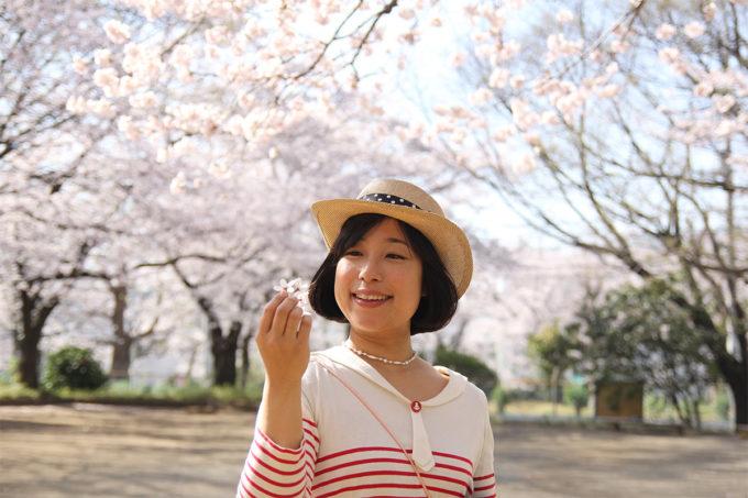 鷺沼お花見ピクニック20150331-31