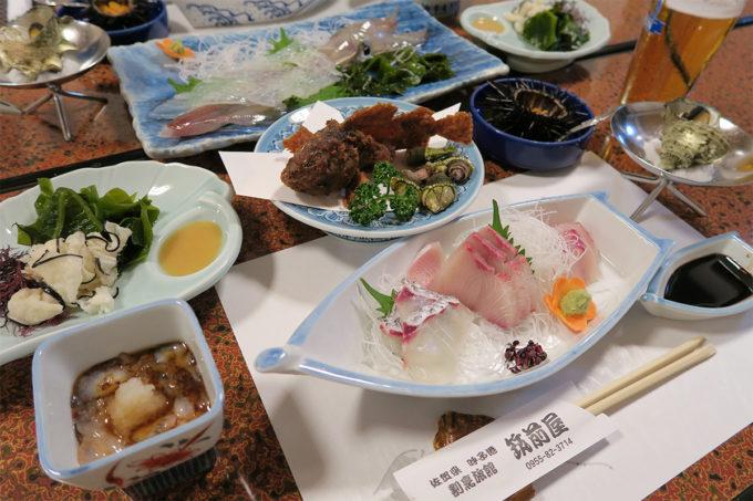 43_この豪華な海鮮料理!
