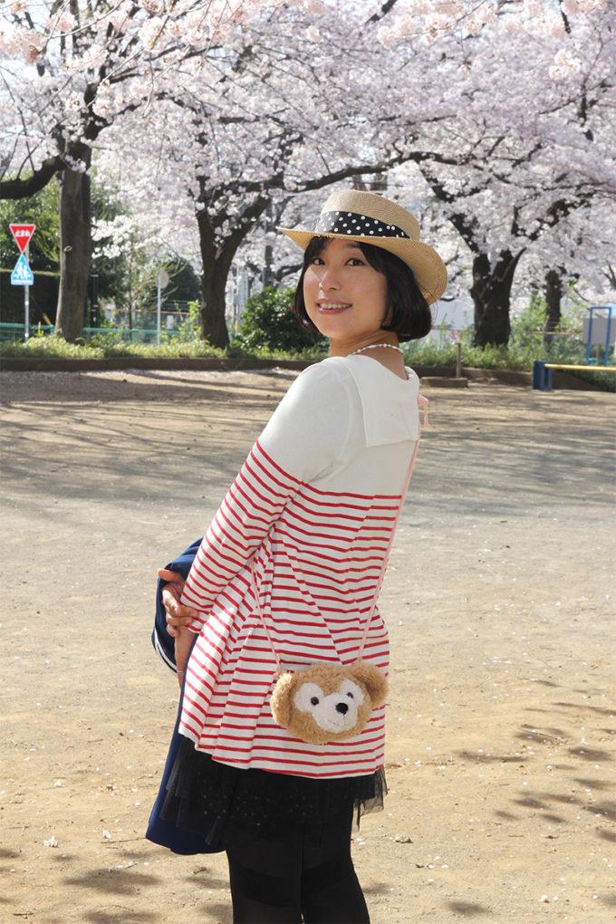 鷺沼お花見ピクニック20150331-28