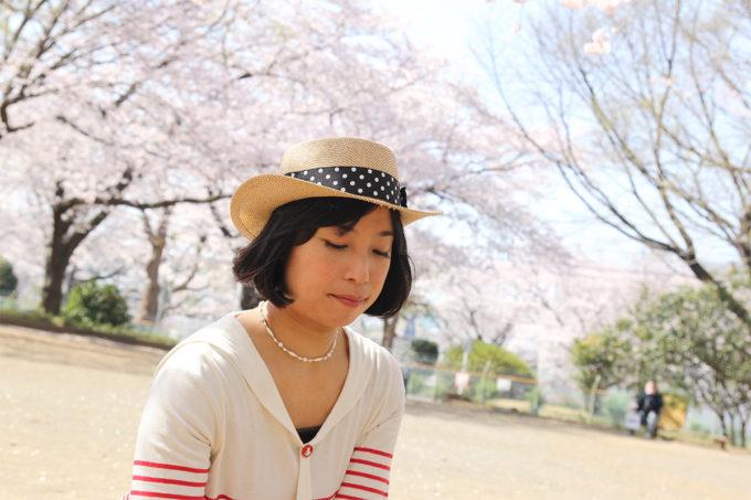 鷺沼お花見ピクニック20150331-17