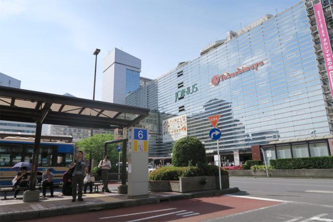 02_今日は横浜駅から