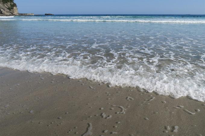 29_砂もキレイ