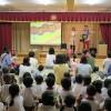 千葉市・新検見川幼稚園 子育て支援コンサート!赤ちゃんもママも、大きなみんなも一緒だよ♪