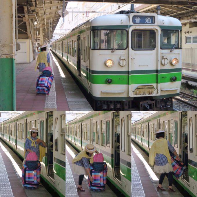 49_あれ?普通列車に乗りますよ