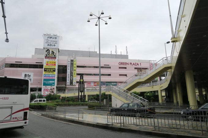 01_JR高槻駅に到着